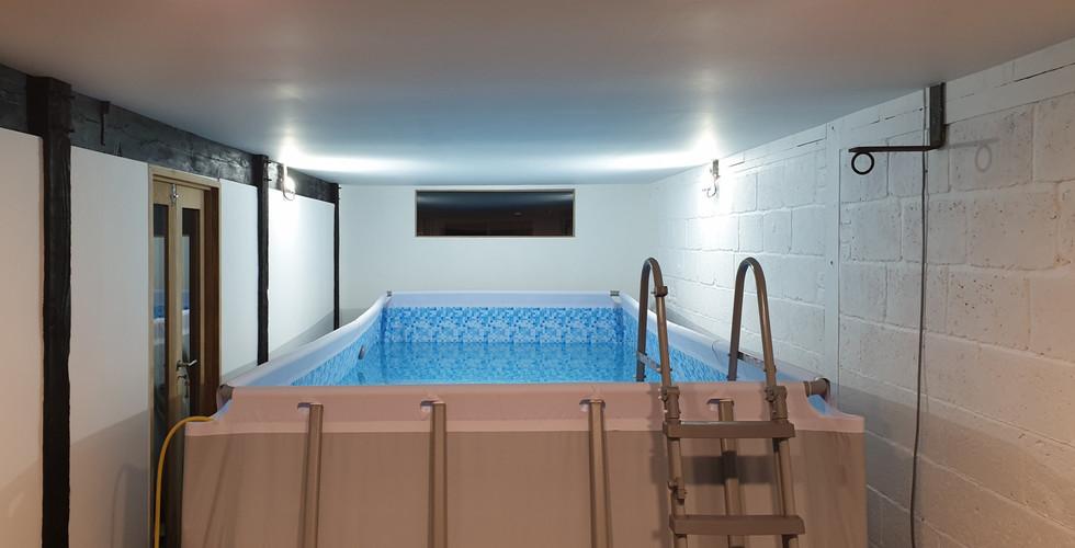 JCS Electrical - Pool Room
