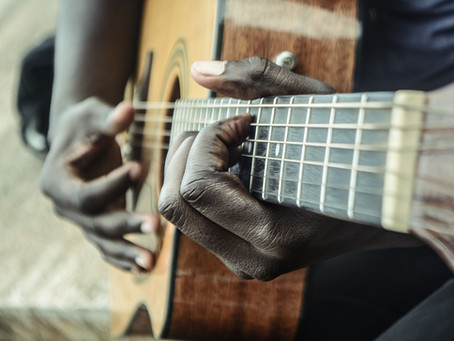 Introduction to guitar techniques