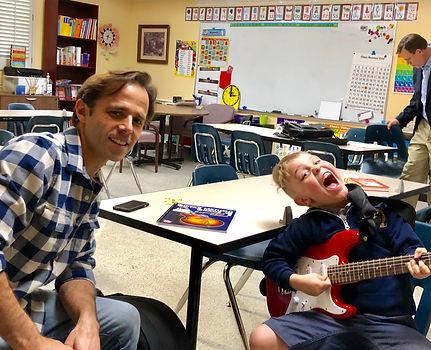Adam Block at Block Academy of Music