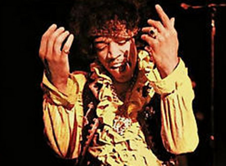 Jimi Hendrix: The Archetype