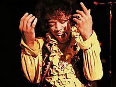 Jimi Hendrix: The Archetype