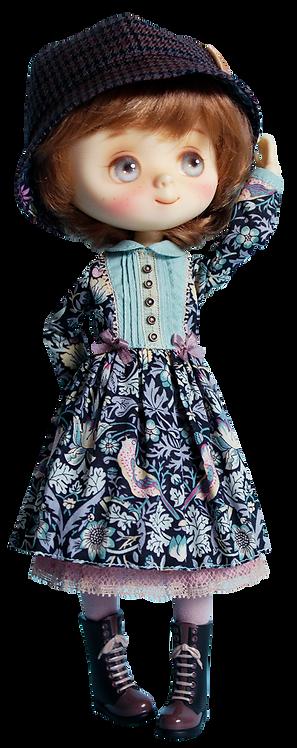"""Vintage Garden"" for JerryBerry dolls"