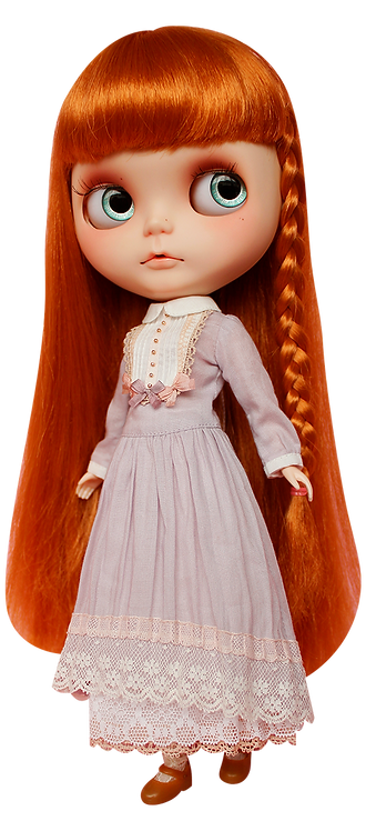 """""""Lilac Lullaby"""" for Neo Blythe"""