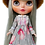 """Thumbnail: """"Pink and Grey Maxi Dress"""" for Neo Blythe dolls"""