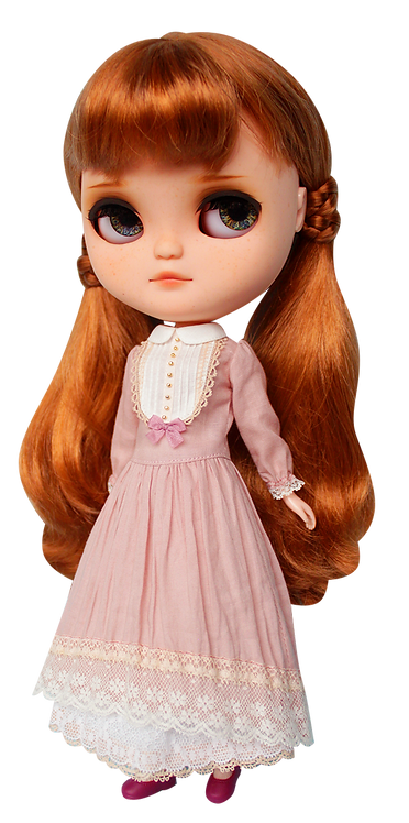 """""""Pink Lullaby"""" for Neo Blythe"""