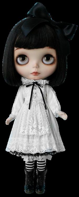 """Dainty Ivory Dress - ENCORE"" for Neo Blythe dolls"