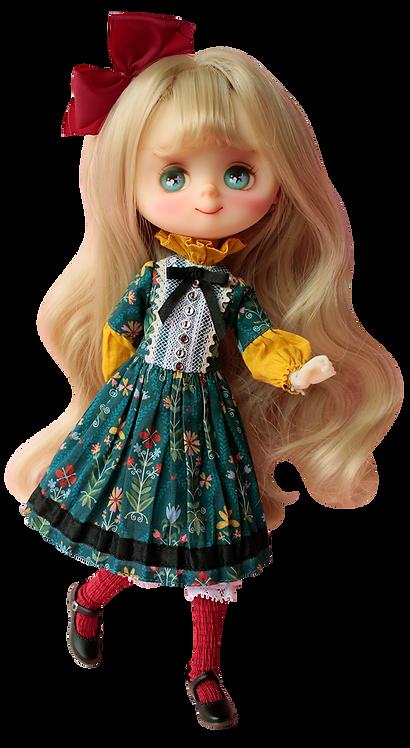 """Spring Garden Dress"" for JerryBerry dolls"