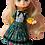 "Thumbnail: ""Spring Garden Dress"" for JerryBerry dolls"