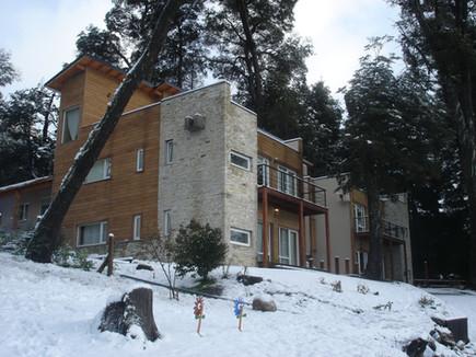 Apart Refugio del Lago - nevada 20-08-20