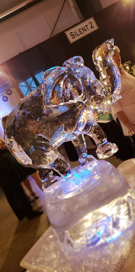 Ice Carvings Available to Order