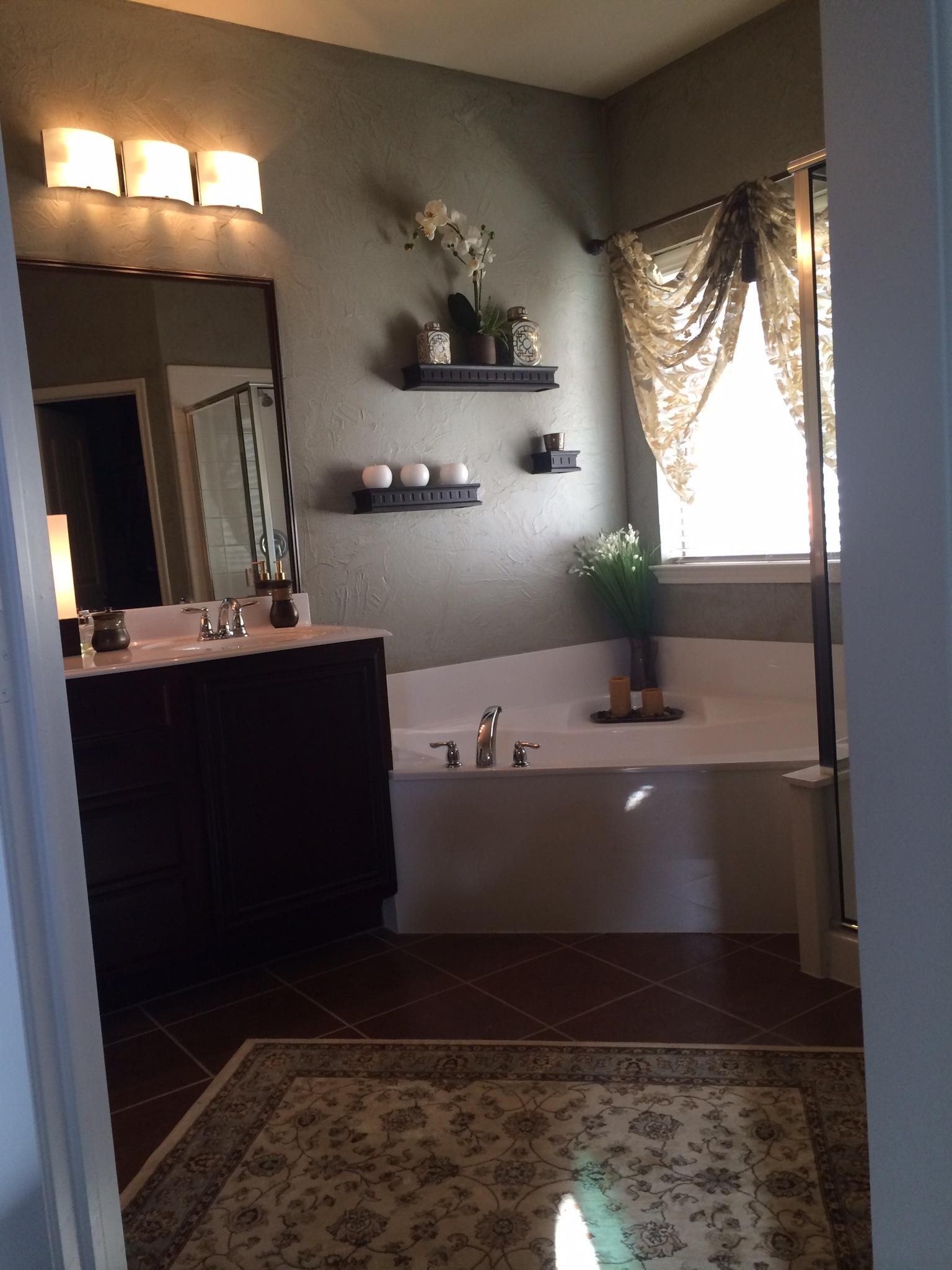 Bathroom Decor Project