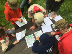 scouts and maps