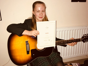 Congratulations Lillie