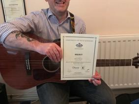 Congratulation Richard