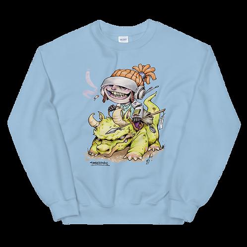DRIFTING DRAGONS Unisex Sweatshirt