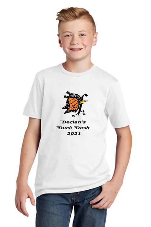 Declan's Duck Dash Youth T-shirt