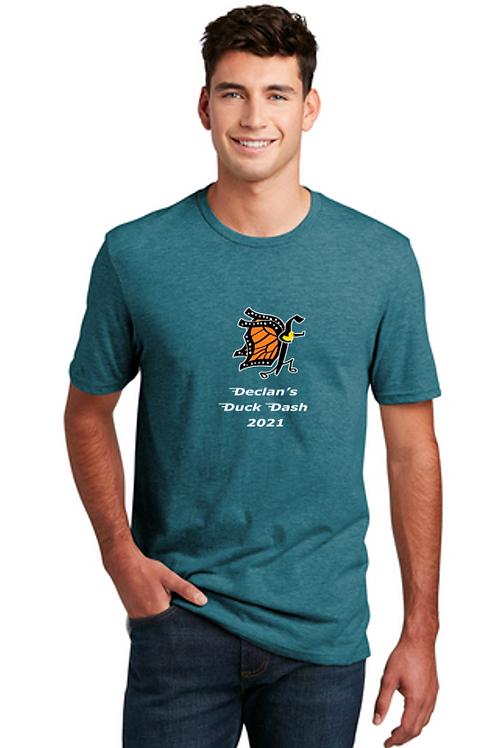 Declan's Duck Dash Adult T-Shirt