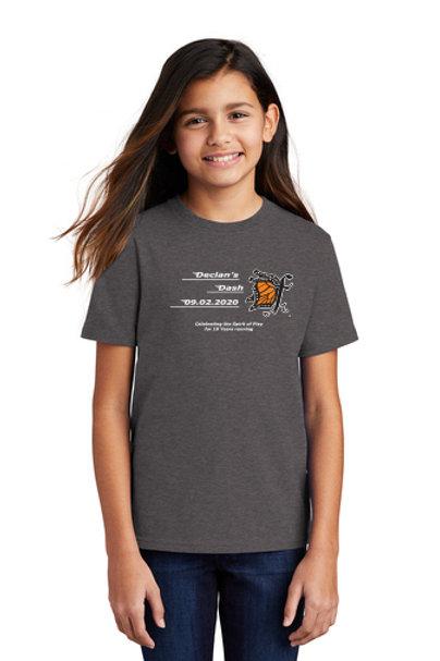 Declan's Dash Youth T-shirt