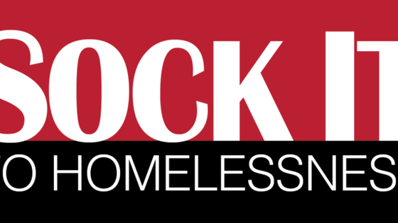 Community in Action:  Sock it to Homelessness with Operation Nightwatch now!