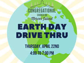 Earth Day Drive Thru