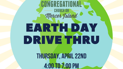 Earth Day Drive Thru