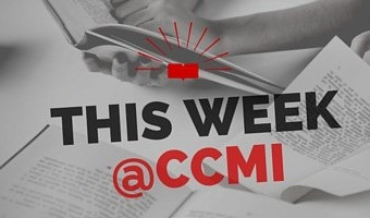 THIS WEEK @ CCMI: Through August 5, 2019