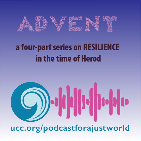 United Church of Christ Advent podcast