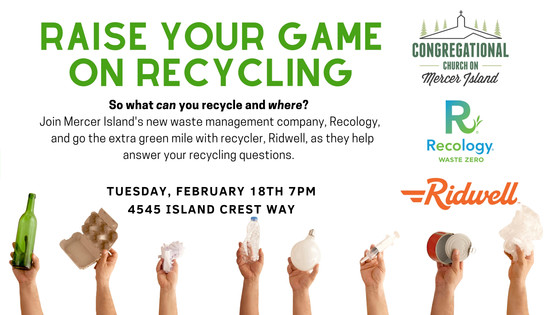 Raise Your Game On Recycling