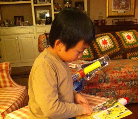 Michael Ashton reading Stellarella!