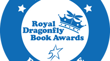 """Hooray!!!! """"Stellarella: It's Saturday!"""" takes first place in the Royal Dragonfly Book Awards"""