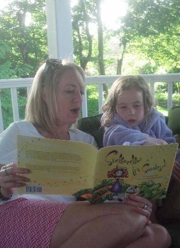 Aunt Holly & Stella, Ellicott, MD