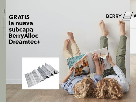 Suelos Vinílicos - BERRY ALLOC