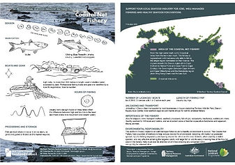 NT Seafood Council fact sheets