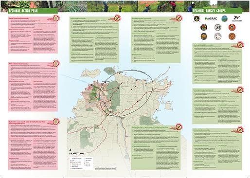 TNRM Gamba Grass West Arnhem Plan map si