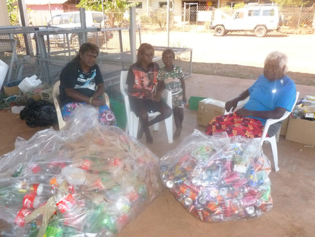 MEDIA RELEASE: Rangers transform Wadeye community with rubbish revolution