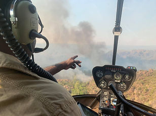 Carbon workshop_Warddeken man ranger in helicopter June 2020.jpg