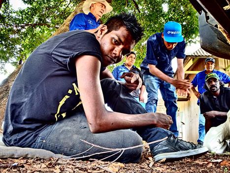 MEDIA RELEASE: Territory NRM Indigenous traineeship program celebrates graduation and new intake