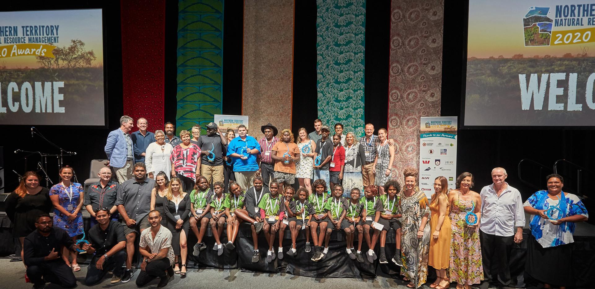 2020 NT NRM Award Winners