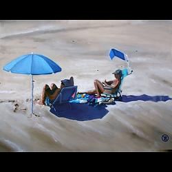 Bleu Dune   Les retirés