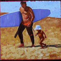 Bleu Dune | Papa surf