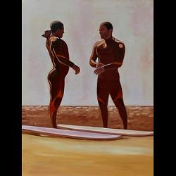 Bleu Dune | Les jumeaux