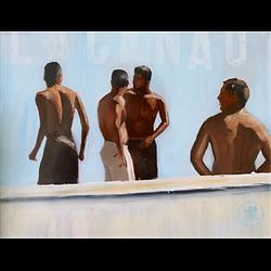 Bleu Dune   Quatre garçons