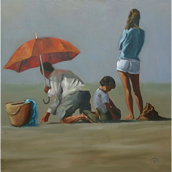 Bleu Dune   Famille parapluie