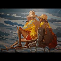 Bleu Dune   MNS chapeaux de paille