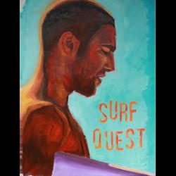 Bleu Dune | Surf quest