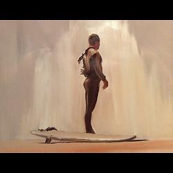 Bleu Dune | Surfeur zip