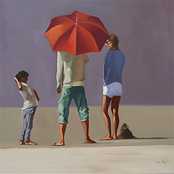 Bleu Dune   Famille parasol