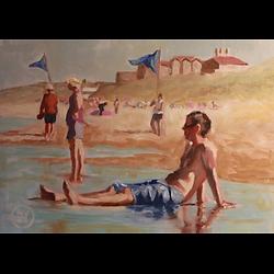 Bleu Dune   Immobile