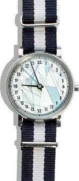 Arktika polar watch with NATO strap by Kosmos 24