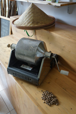simple roasting equipment